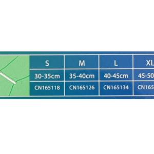 Les tailles de support de genou Vulkan