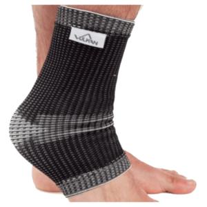 soigner la pathologie de severt chevillère soulager le talon du pied
